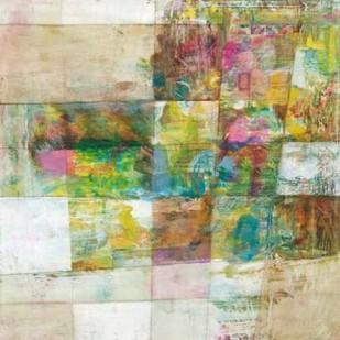 Peek a boo III Digital Print by Fuchs, Jodi,Abstract