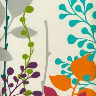Metro Garden I Digital Print by Vess, June Erica,Decorative