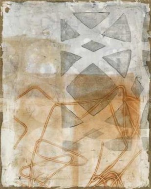 Delicate Lines I Digital Print by Meagher, Megan,Abstract