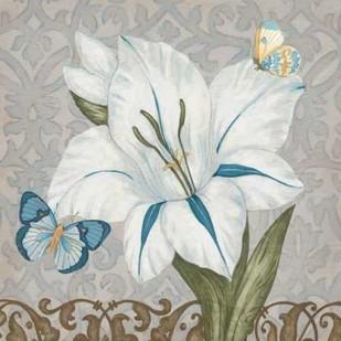 Garden Romance I Digital Print by Vess, June Erica,Decorative
