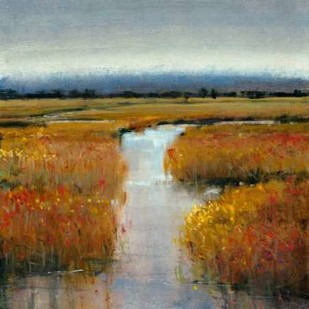 Marsh Land II Digital Print by O'Toole, Tim,Impressionism