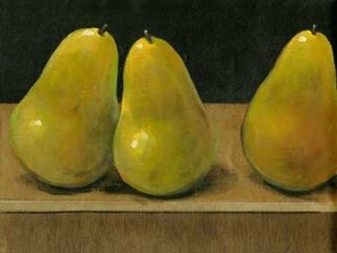 Pear Study Digital Print by O'Toole, Tim,Traditional