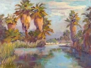 Desert Repose II Digital Print by Oleson, Nanette,Impressionism