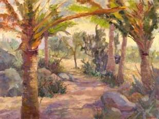 Desert Repose V Digital Print by Oleson, Nanette,Impressionism
