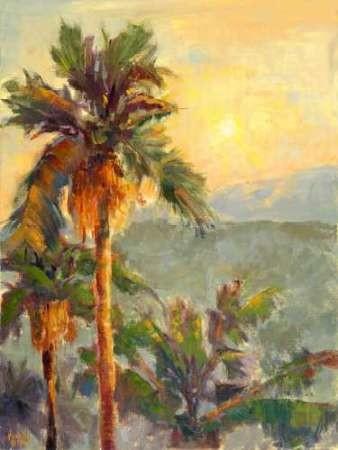 Desert Repose VII Digital Print by Oleson, Nanette,Impressionism