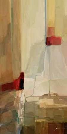 Mesa Panels I Digital Print by Burghardt, James,Abstract