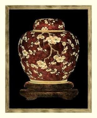 Ginger Jar II Digital Print by Vision Studio,Realism