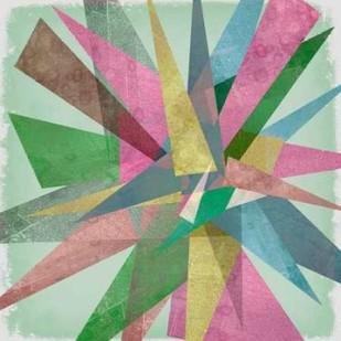Burst II Digital Print by Goldberger, Jennifer,Abstract