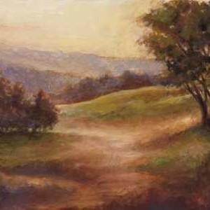 Foothills of Appalachia II Digital Print by Harper, Ethan,Impressionism