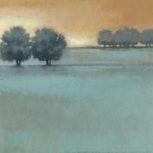 Tranquil Landscape I Digital Print by Wyatt Jr., Norman,Impressionism