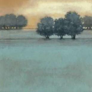Tranquil Landscape II Digital Print by Wyatt Jr., Norman,Impressionism