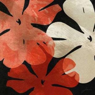 Bloomer Tiles III Digital Print by Burghardt, James,Decorative
