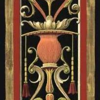 Parisian Panel II Digital Print by Vision Studio,Decorative