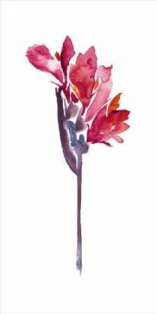 Floral Watercolor V Digital Print by Mosley, Kiana,Decorative