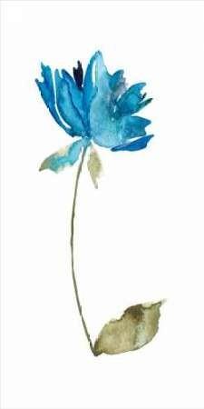 Floral Watercolor VI Digital Print by Mosley, Kiana,Decorative
