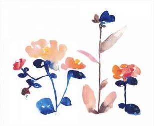 Nouveau Boheme II Digital Print by Mosley, Kiana,Decorative
