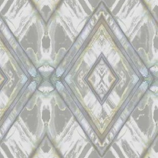 Argyle Watercolor II Digital Print by Goldberger, Jennifer,Abstract