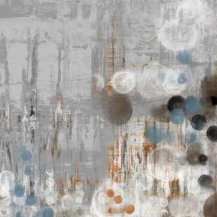 Bubbly I Digital Print by Goldberger, Jennifer,Abstract