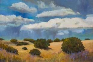 Brewing Storm Digital Print by D'Agostino, Judith,Impressionism