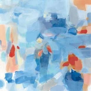 Saturday Digital Print by Long, Christina,Abstract