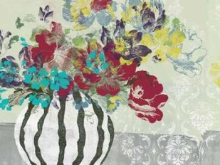 Spray of Flowers I Digital Print by Goldberger, Jennifer,Impressionism