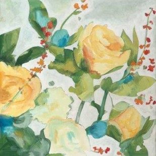June Bouquet I Digital Print by Meagher, Megan,Impressionism