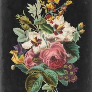Rose Bouquet I Digital Print by Vision Studio,Decorative