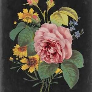 Rose Bouquet II Digital Print by Vision Studio,Decorative