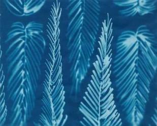 Cyanotype No.8 Digital Print by Stramel, Renee W.,Decorative