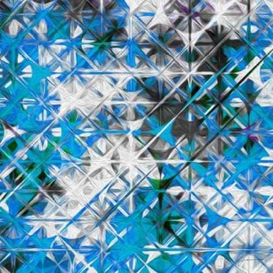 Starscreen IV Digital Print by Burghardt, James,Abstract