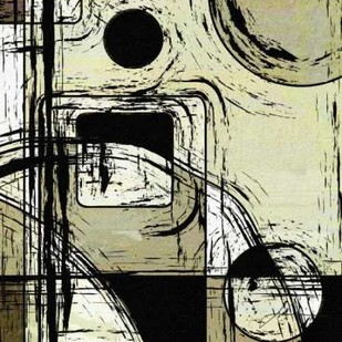 Scene Change II Digital Print by Burghardt, James,Geometrical