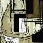 Scene Change V Digital Print by Burghardt, James,Geometrical