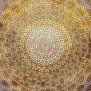 Doma I Digital Print by Burghardt, James,Op Art