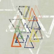 Stamped Triangles I Digital Print by Goldberger, Jennifer,Decorative