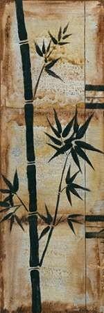 Patinaed Bamboo I Digital Print by Goldberger, Jennifer,Decorative