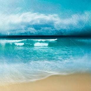 Ocean Movement I Print By Robinson, Emily
