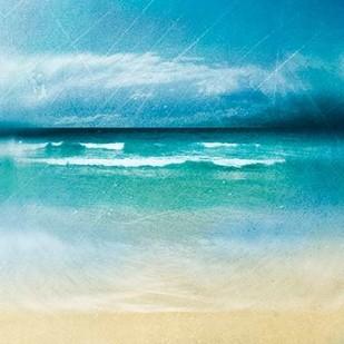 Ocean Movement II Digital Print by Robinson, Emily,Impressionism