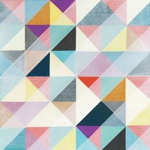 Moderno I Digital Print by Fuchs, Jodi,Geometrical