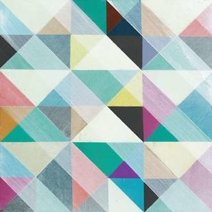 Moderno II Digital Print by Fuchs, Jodi,Geometrical