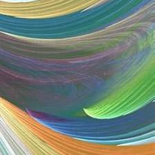 Wind Waves III Digital Print by Burghardt, James,Abstract