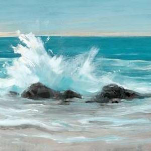 Crashing Wave II Digital Print by O'Toole, Tim,Impressionism