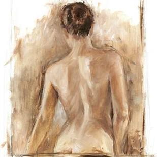 Figure Painting Study I Digital Print by Harper, Ethan,Impressionism