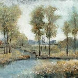 Stream Side I Digital Print by O'Toole, Tim,Impressionism