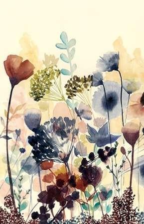 Sundry Blossoms I Digital Print by Popp, Grace,Impressionism