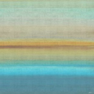 Beach Layers I Digital Print by Butler, John,Abstract