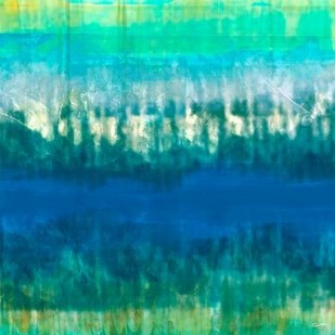 Marine II Digital Print by Butler, John,Abstract