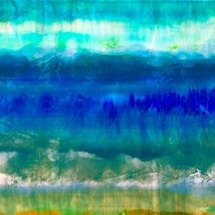Marine VI Digital Print by Butler, John,Abstract