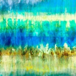 Marine IX Digital Print by Butler, John,Abstract