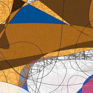 Tangled I Digital Print by Burghardt, James,Abstract