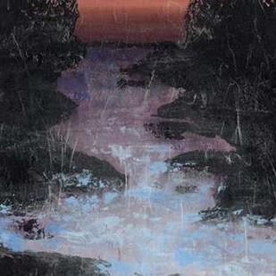 Twilight Canal I Digital Print by Popp, Grace,Impressionism